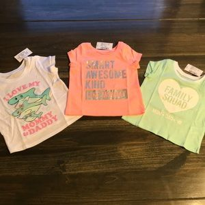 Set of 3 Children's Place T-Shirts